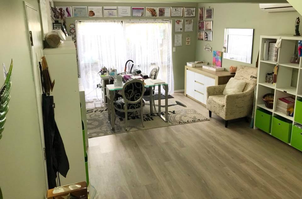Salon internal